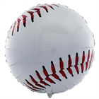 Baseball Foil Balloon