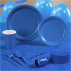 Blue Standard Party Pack for 24