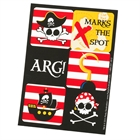 Little Buccaneer Sticker Sheets