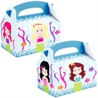 Mermaids Empty Favor Boxes (4)