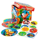 Disney Mickey Mouse and Friends Scavenger Hunt Party Game