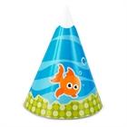 Goldfish Cone Hats (8)