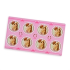 Pink Cowgirl Small Sticker Sheet