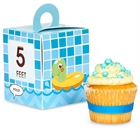 Pool Party Cupcake Boxes (4)