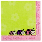 LadyBugs: Oh So Sweet Lunch Napkins (16)