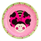 LadyBugs: Oh So Sweet Dinner Plates (8)
