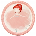 Ballerina Dinner Plates (8)