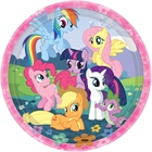 My Little Pony Friendship Magic Dinner Plates (8)