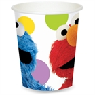 Sesame Street Party 9 oz. Paper Cups (8)