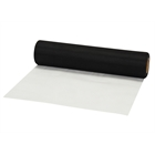 Black Tulle Roll (12