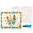 Caillou Activity Placemat Kit for 4
