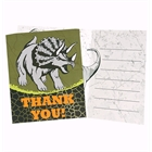 Dinosaurs Thank You Notes (8)