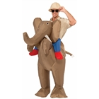 Elephant Inflatable Adult Costume One-Size