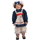 Yarn Babies Ragamuffin Dolly Infant / Toddler Costume