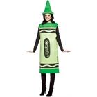 Crayola Green Crayon Adult Costume