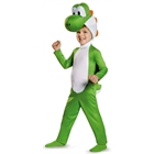 Super Mario Bros: Yoshi Toddler Costume