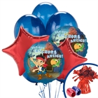 Disney Jake and the Neverland Pirates Balloon Bouquet
