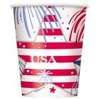 Patriotic Party Paper Cups (8)