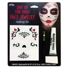 Day of the Dead Jewelry Make Up Kit