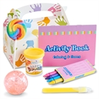 Art Party Filled Favor Box (4-Pack)