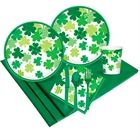St. Patrick's Day Shamrocks Party Pack for 18