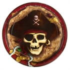 Pirates Dinner Plates (8)