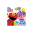 Sesame Street Elmo and Abbey Beverage Napkins (16)