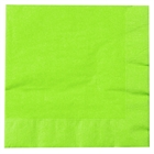 Lime Green Lunch Napkins (50)