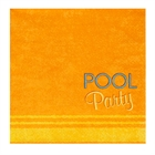 Pool Party Lunch Napkins (20)