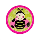 LadyBugs: Oh So Sweet Dessert Plates (8)