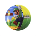 Super Mario Bros. Dessert Plates (8)