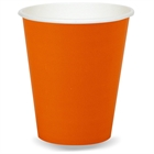 Orange 9 oz. Paper Cups (24)