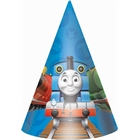 Thomas the Tank Cone Hats (8)