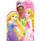 Disney Princess Party Thank-You Notes