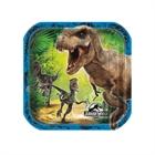 Jurassic World Square Dessert Plates (8)