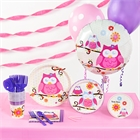 Owl Blossom Basic Party Pack