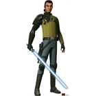 Star Wars Rebels Kanan Jarrus Stand Up - 6' Tall