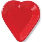 Plastic Heart Tray