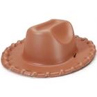 Foam Cowboy Hat Brown