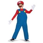 Super Mario Bros. - Mario Deluxe Toddler or Child Costume