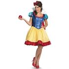 Deluxe Sassy Snow White Adult Costume