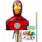 Iron Man 3D Pinata Kit