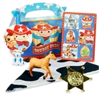 Cowboy Party Favor Box Set