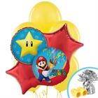 Super Mario Party Balloon Bouquet