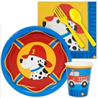 Little Fireman Snack Party Pack