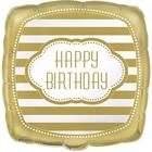 Golden Birthday Foil Balloon