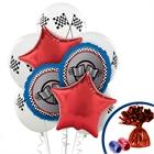 Racing Balloon Bouquet