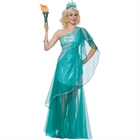 Sexy Miss Liberty Adult Costume