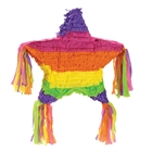 Rainbow Star Pinata