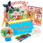 Candy Land Party Favor Box